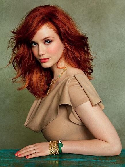 christina hendricks as Tyra