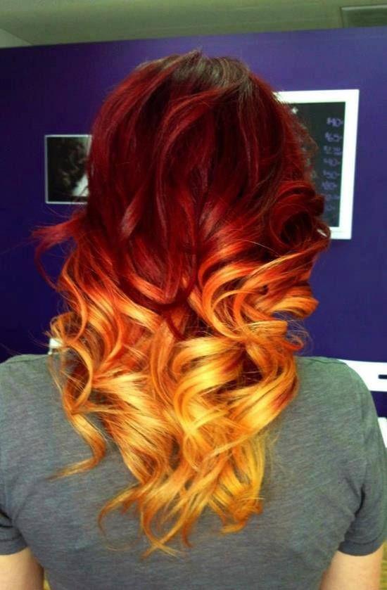 14 Fabulous Orange Hairstyles