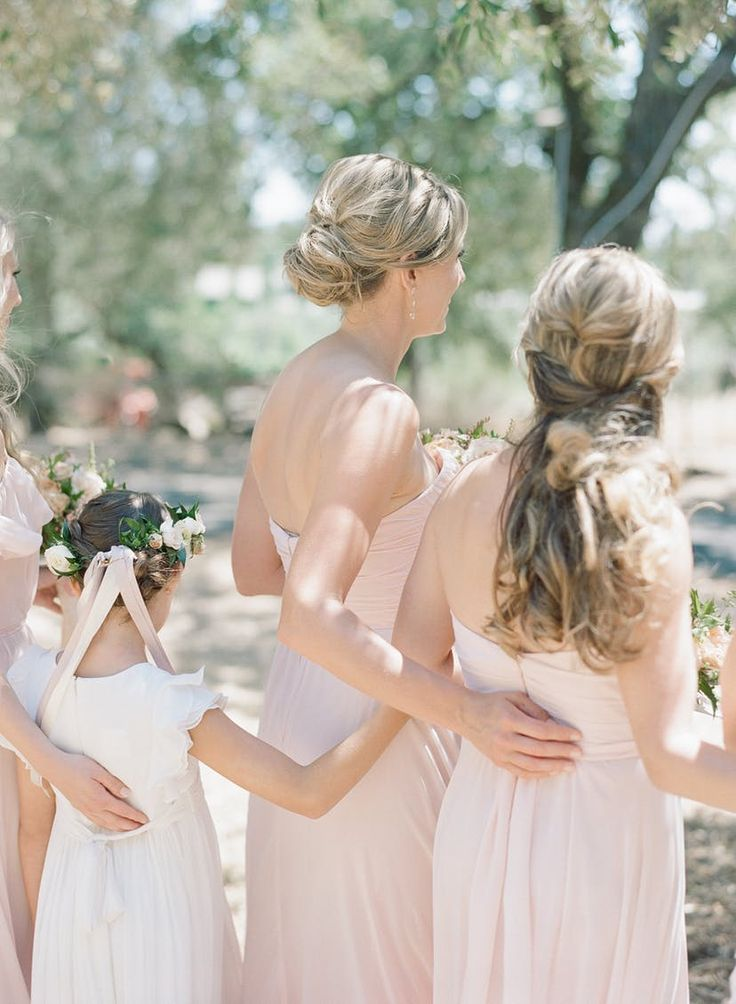 Featured Photographer: Sylvie Gil Photography; Wedding hairstyles ideas.