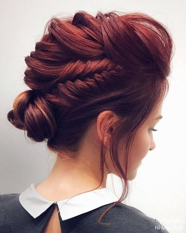 Tonya Pushkareva Long Wedding Hairstyles and Updos | | Hi Miss Puff #wedding #we...