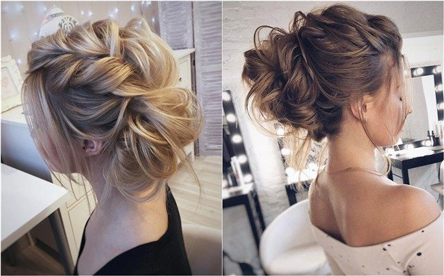 Tonya Pushkareva Long Wedding Hairstyles and Updos #wedding #weddinghairstyles #...