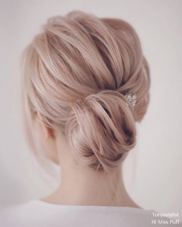 Tonya Pushkareva Long Wedding Hairstyles and Updos | | Hi Miss Puff - Part 3 #we...