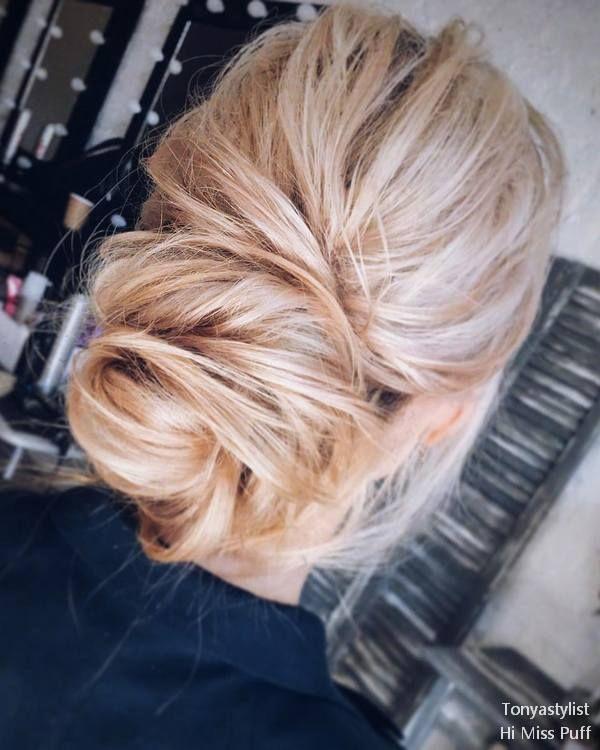 Tonya Pushkareva Long Wedding Hairstyles and Updos     Hi Miss Puff - Part 4 #we...