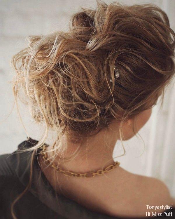 Tonya Pushkareva Long Wedding Hairstyles and Updos | | Hi Miss Puff - Part 6 #we...
