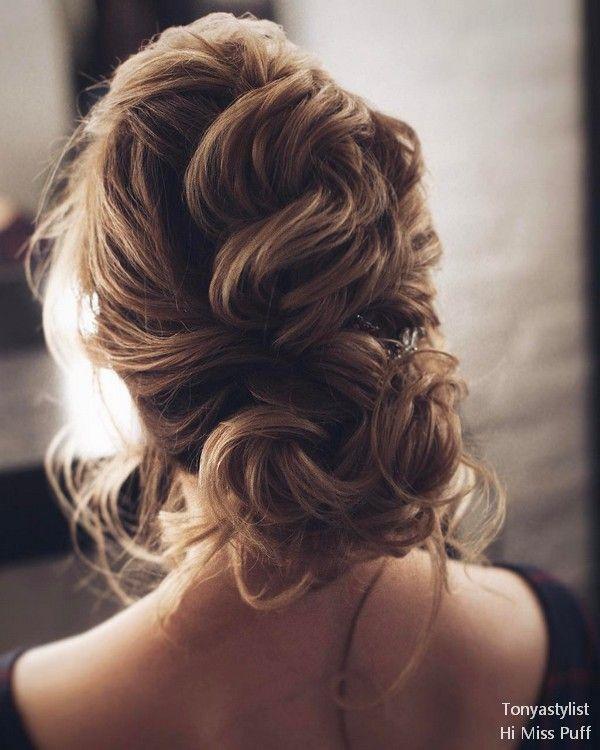 Tonya Pushkareva Long Wedding Hairstyles and Updos | | Hi Miss Puff - Part 5 #we...