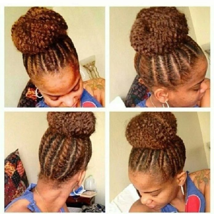 twa hair styles hair braiding image result for flat twists bun 1908