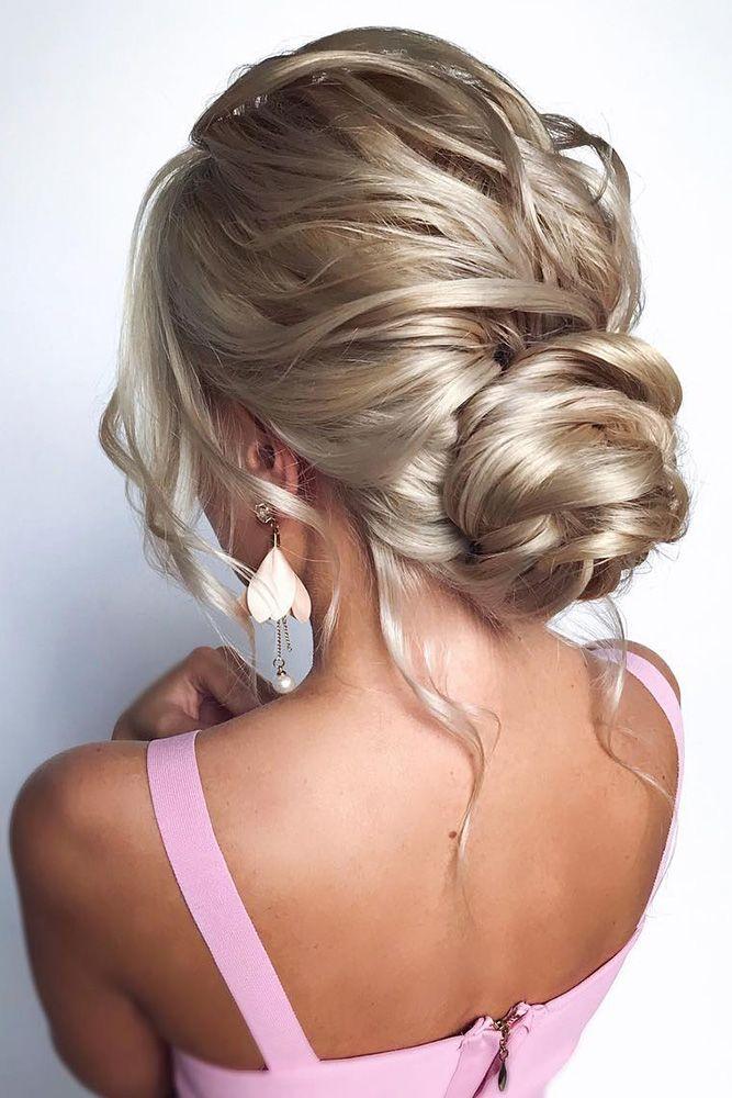 30 Elegant Wedding Hairstyles For Gentle Brides ❤ elegant wedding hairstyles l...