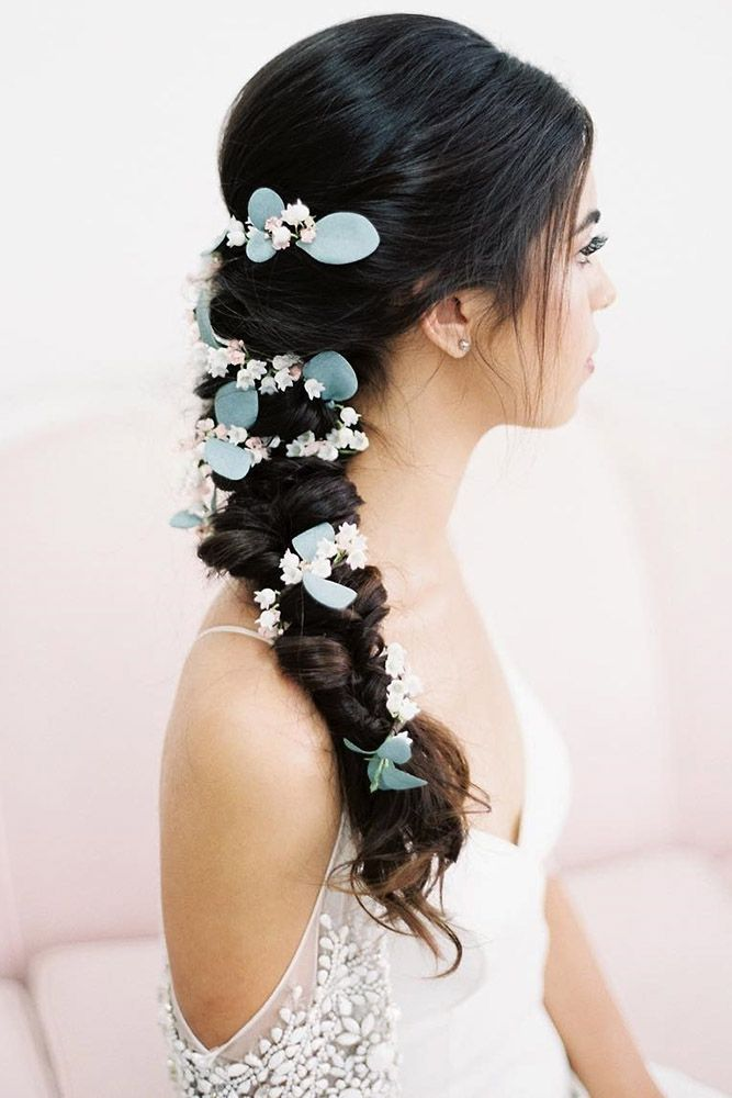 33 Gorgeous Blooming Wedding Hair Bouquets ❤ See more: www.weddingforwar... #w...