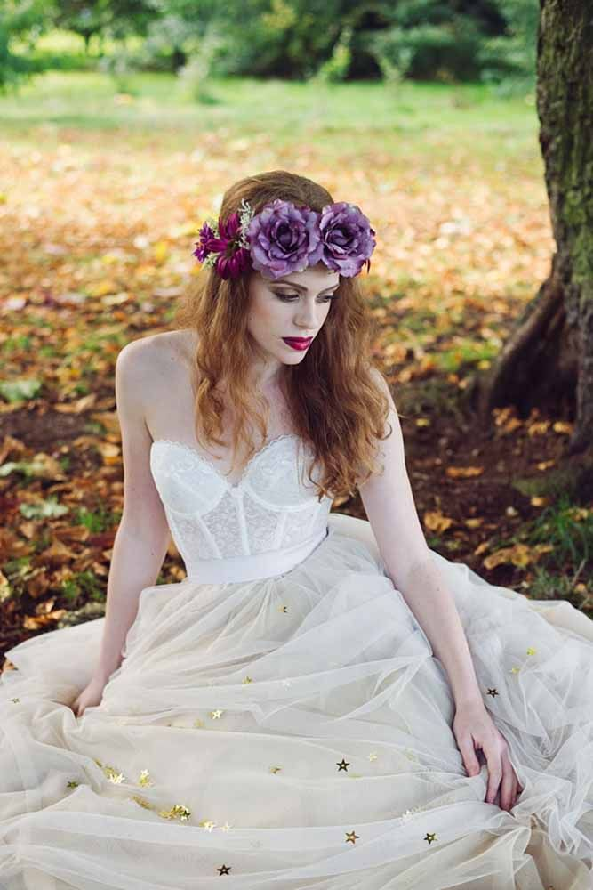 Bridal hair accessories to inspire your hairstyle. We are sure you will find the...