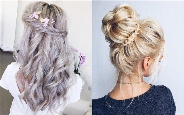 Wedding hairstyles from xenia_stylist #weddings #weddingideas #weddinghairstyles...