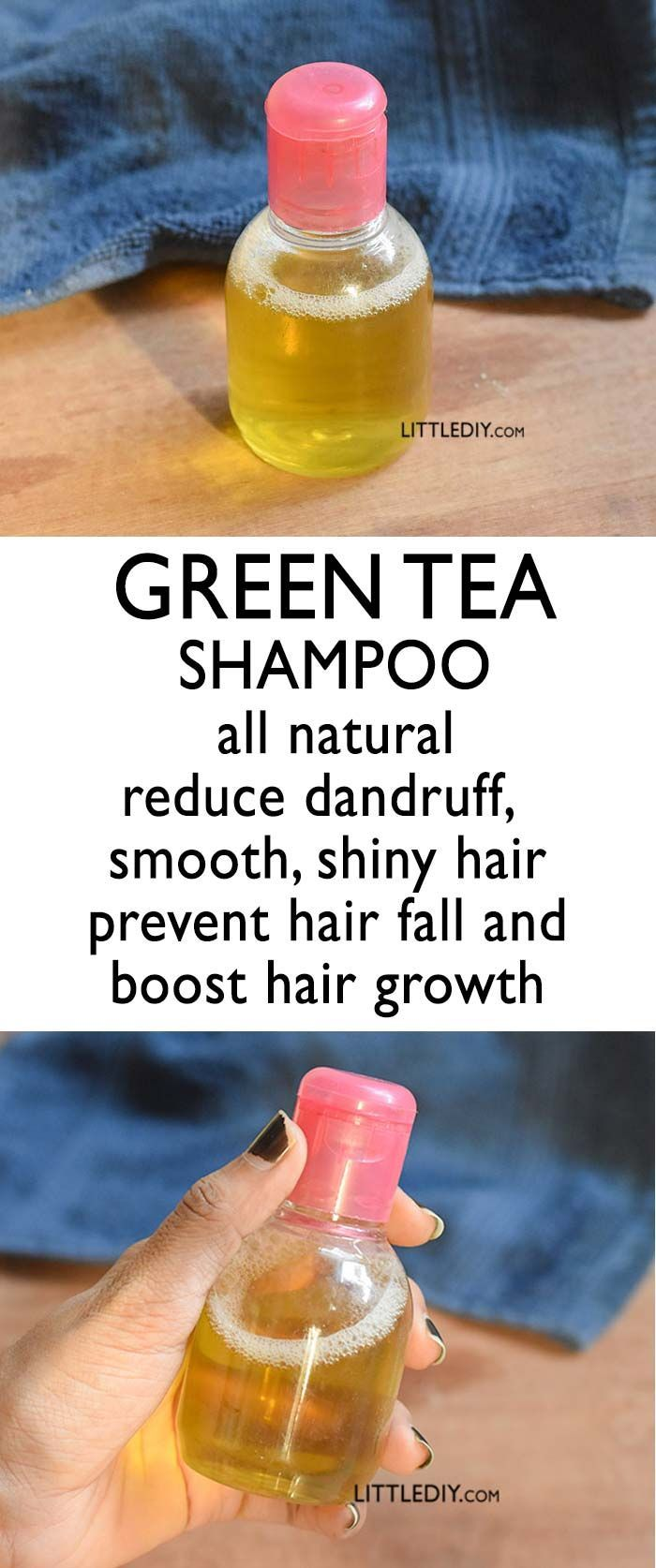 For a healthy hair growth, it is best to use a shampoo that is free of harsh che...