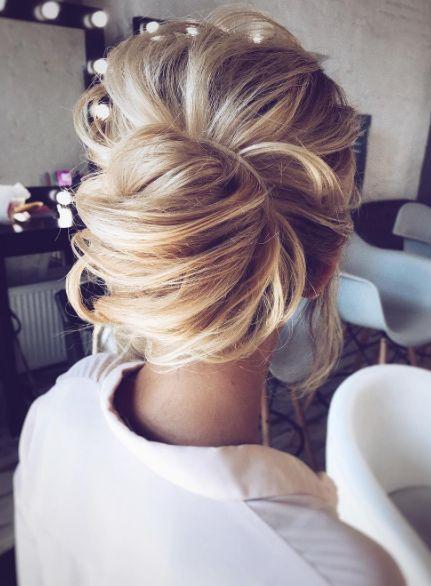 Coiffure mariage : Featured Hairstyle: tonyastylist (Tonya Pushkareva); ift.tt/2...