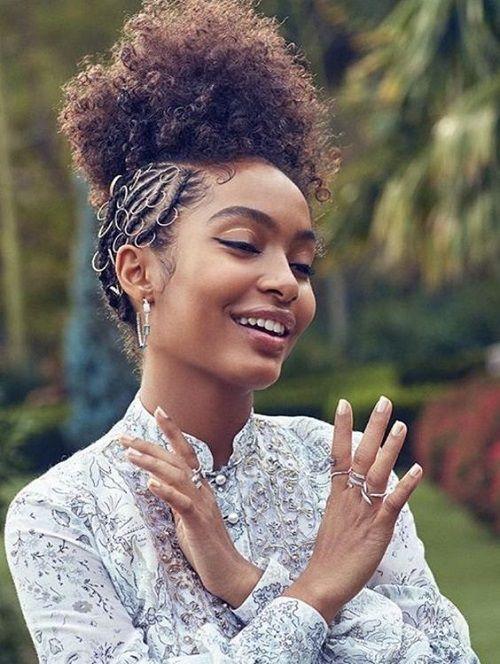 Yara Hair inspiration