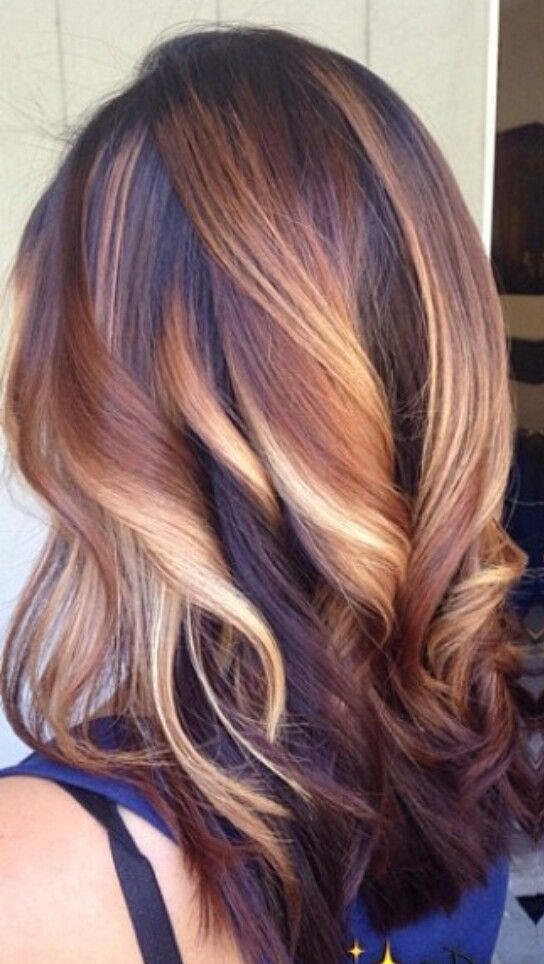 Trendy Hair Color Highlights Hair Color 2018 Cool