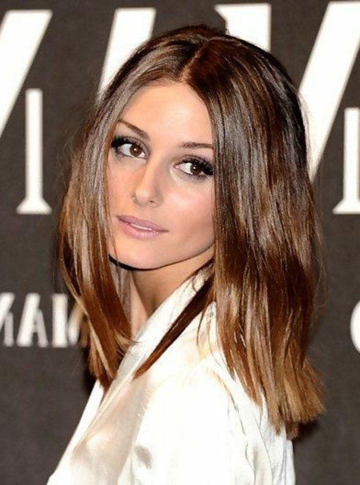 Download Olivia Palermo Hair Highlights Wallpapers