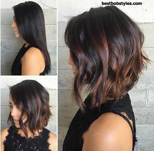 Chic Inverted Bob Hair Cuts for Women - 1 #ShortBob