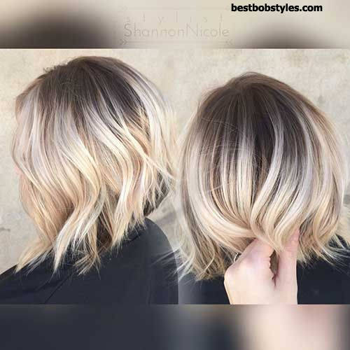 Inverted Bob Haircuts for New and Cool Style - 13 #ShortBob