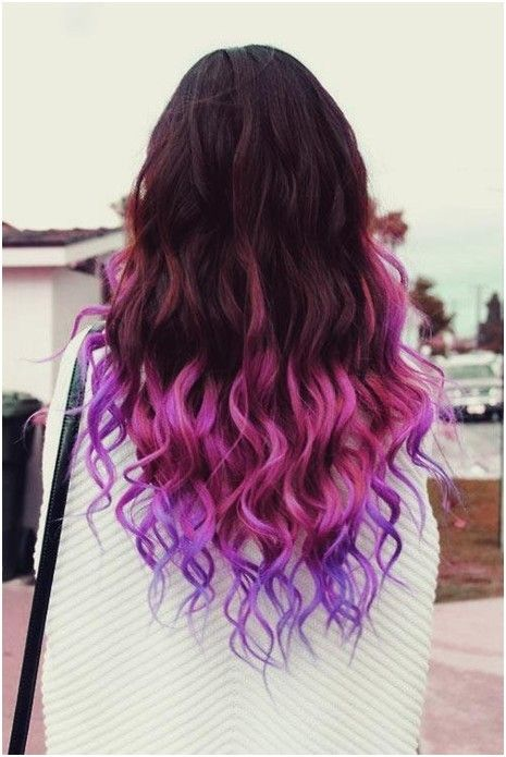 Long Wavy Ombre Hair: Wavy Hairstyles Trends
