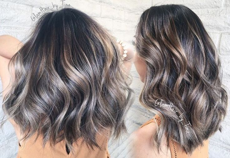 Trendy Ideas For Hair Color Highlights Brown Hair With