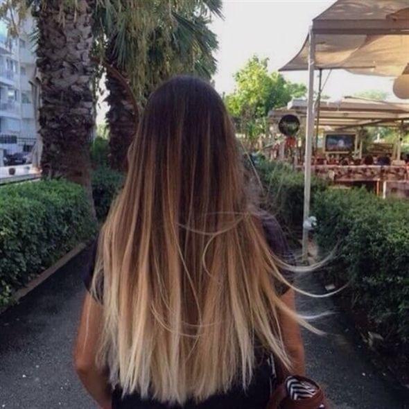 #Trend Haar Modelle 2018 52 Wunderschöne Balayage Haarfarbe & Styling Ideen #52...