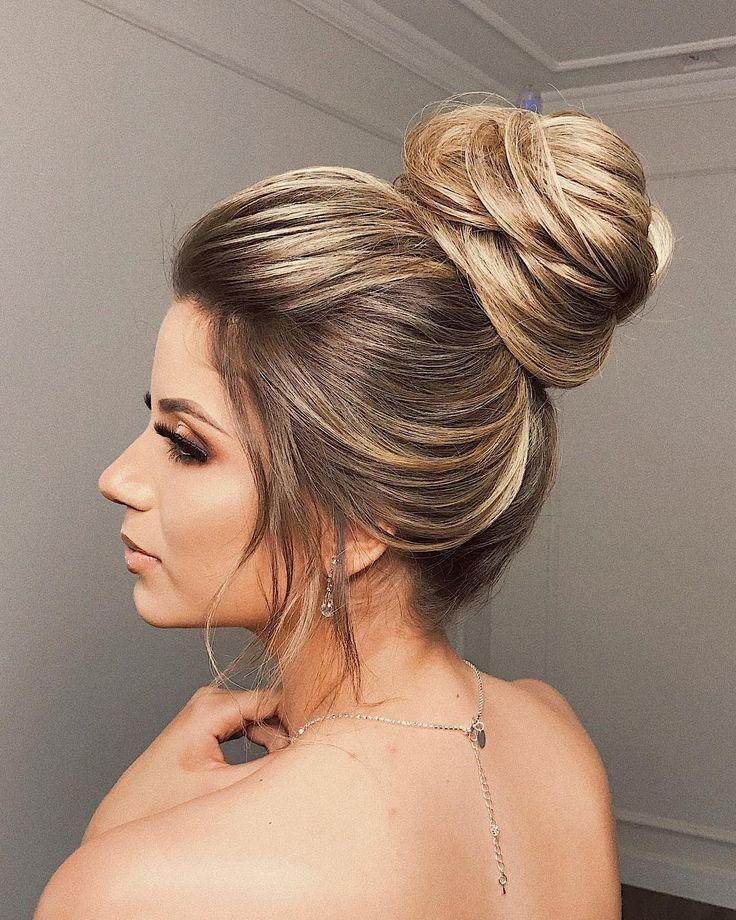 Elegant Wedding Hairstyles from  ojoaquim #weddings #hairstyles #weddingideas #h...