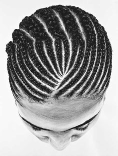 American And African Hair Braiding Braid Pattern For Crochet
