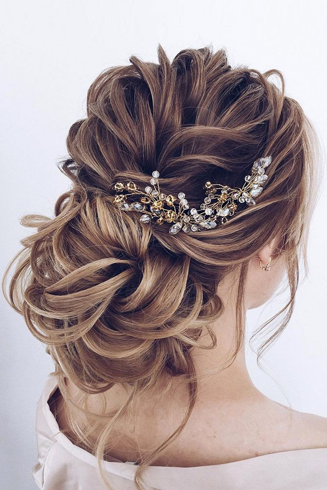30 Stunning Wedding Hairstyles Every Hair Length ❤ wedding hairstyles every ha...