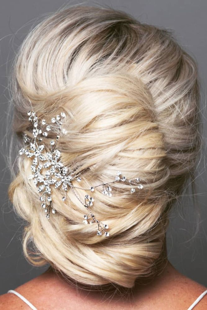 42 Boho Inspired Unique And Creative Wedding Hairstyles ❤ creative unique wedd...