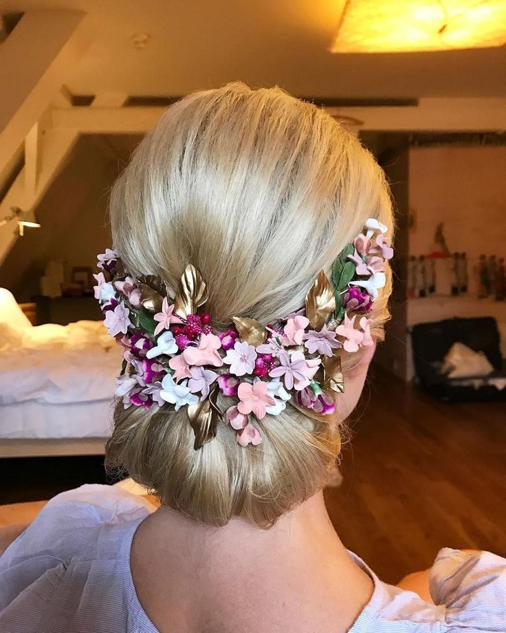 Gorgeous Wedding Hairstyles Ideas For You #weddinghairstyles #fashion #weddingid...
