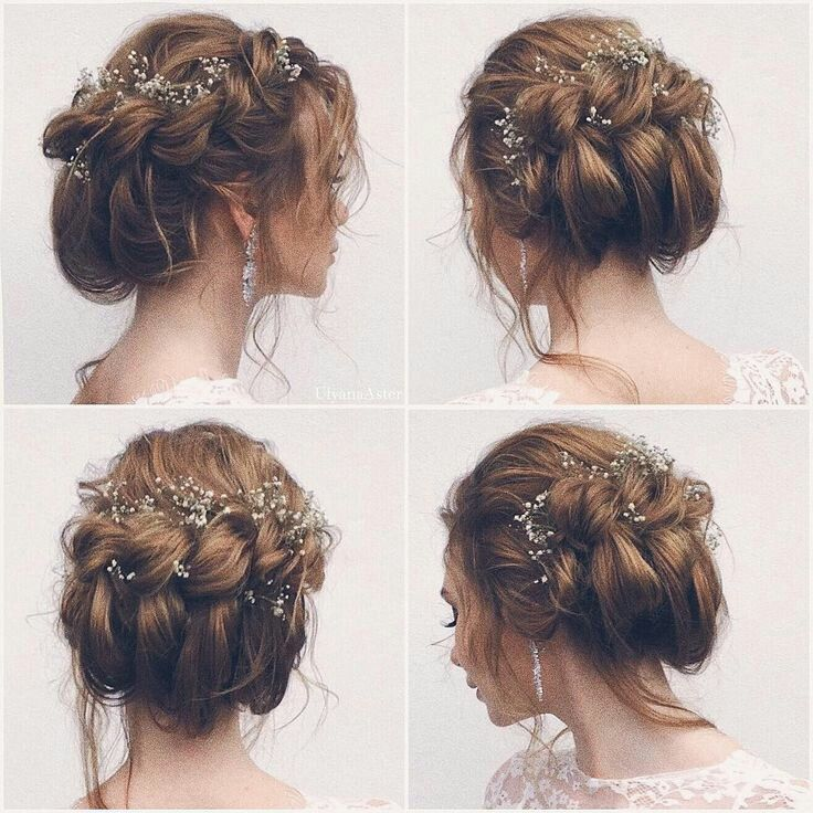 accessoires cheveux coiffure mariage chignon mariée bohème romantique retro, B...