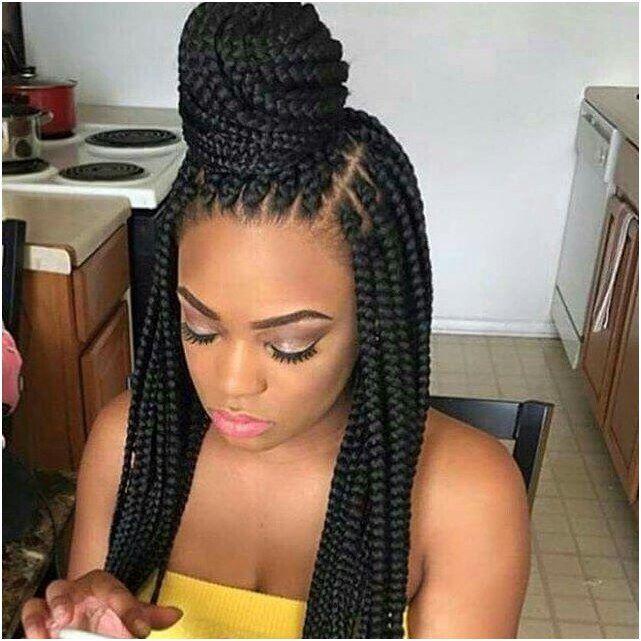 African Hair Braiding : #Hairstyle #Braid Box braids Más click for ...