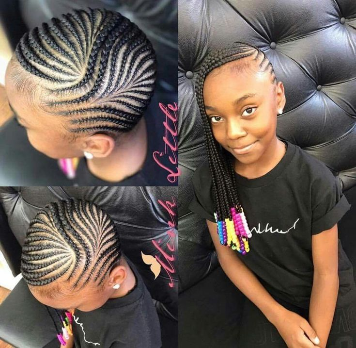 African Hair Braiding Hairstyles For Little Girls Struggling To