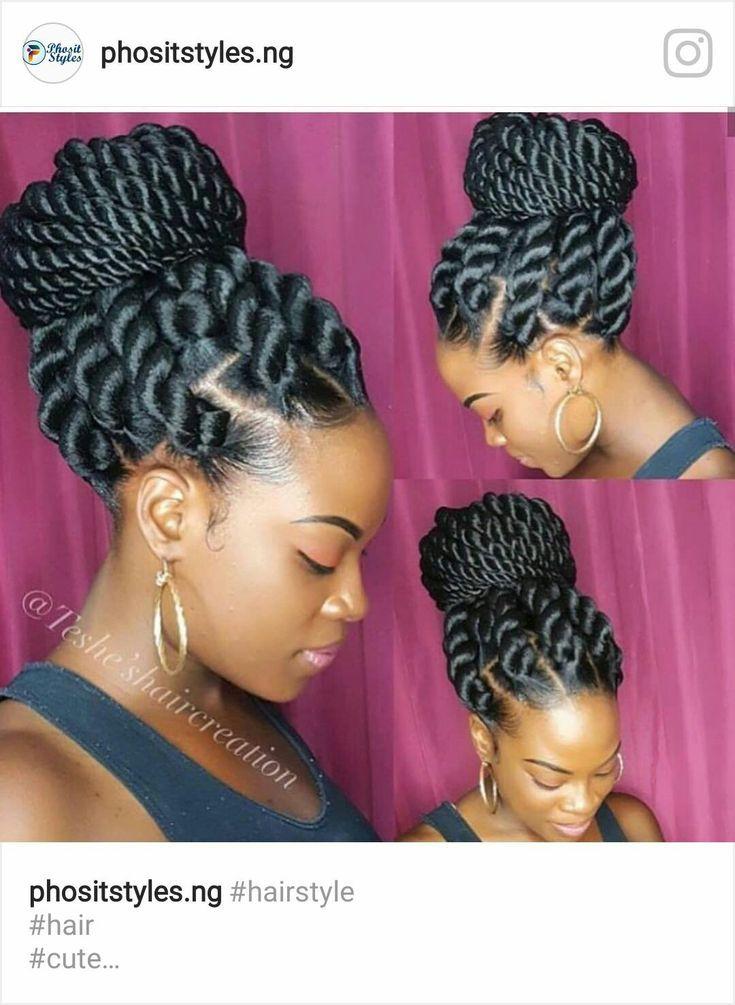 African Hair Braiding Big Box Twist For Natural Hair Beauty Haircut Home Of Hairstyle Ideas Inspiration Hair Colours Haircuts Trends