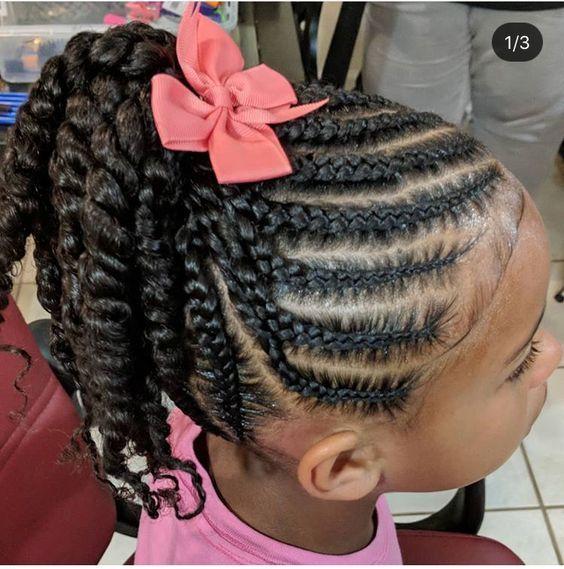 African Hair Braiding Kids Braids Ideas Beauty Haircut Home Of