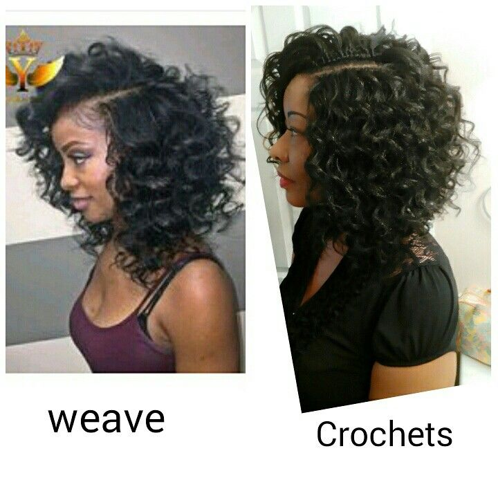 Crochet braids by Camedra