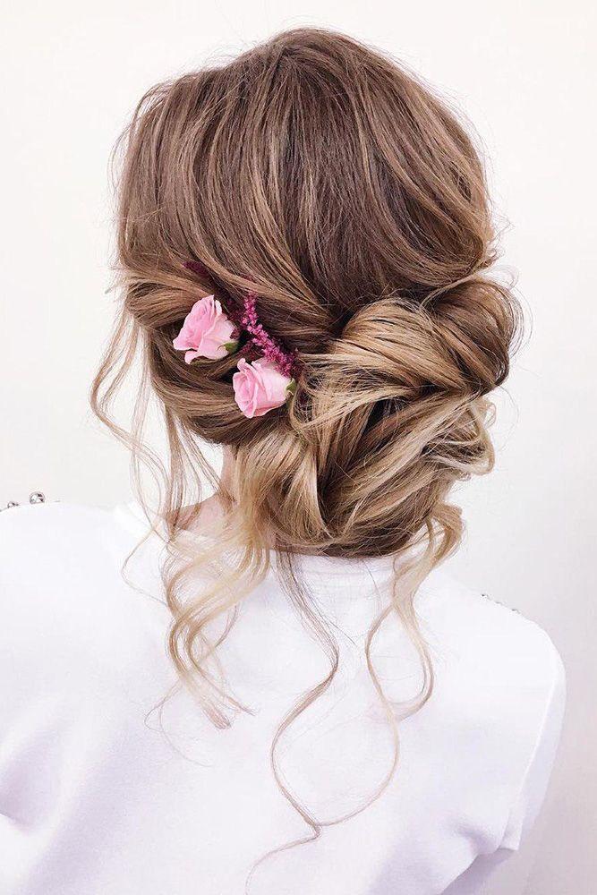 Wedding Hairstyles and Bridal Updos  #bride #bridal #wedding #weddinghairstyles ...