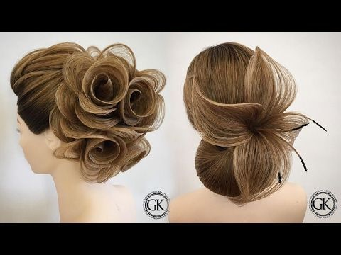 Hairstyle Tresses Tuto Coiffure Simple Cheveux Mi Long Long Chignon Tresse Facile Coiffur Beauty Haircut Home Of Hairstyle Ideas Inspiration Hair Colours Haircuts Trends