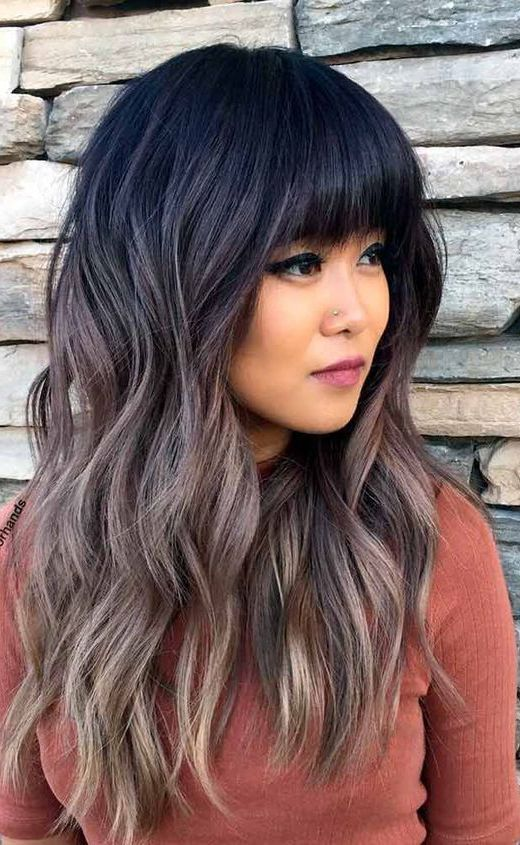 Trendy Hair Color - Highlights : 10 layer hairstyles cuts for long ...