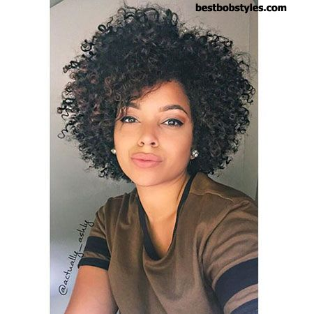 Trendy Haircuts 15 Short Natural Curly Hairstyles 1