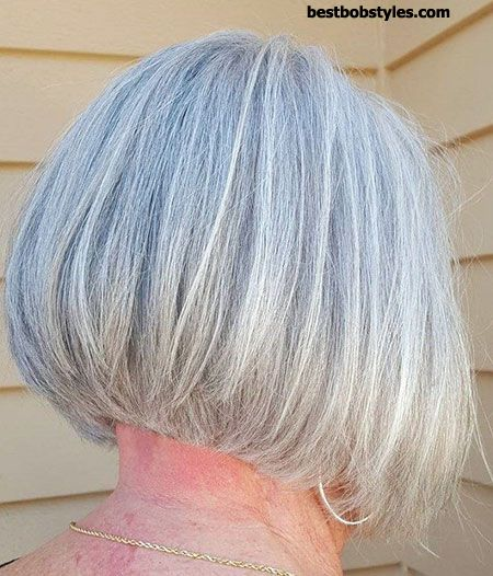 Trendy Haircuts 18 Short Bob Haircuts For Older Women 14