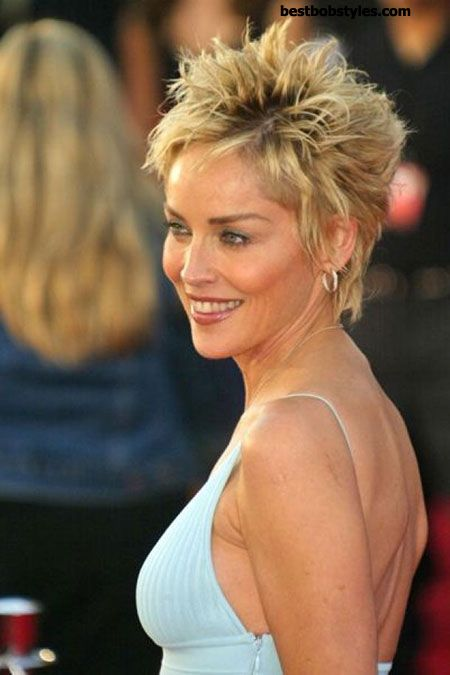 Trendy Haircuts 23 New Sharon Stone Short Hairstyles 6 Bestbob Beauty Haircut Home Of Hairstyle Ideas Inspiration Hair Colours Haircuts Trends