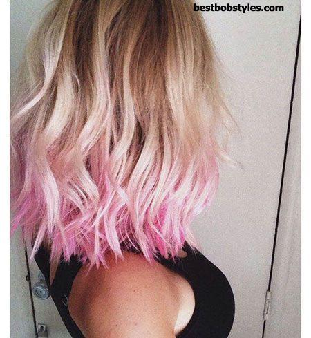 25 Best Short Hair Color Ideas - 10 #BestBob