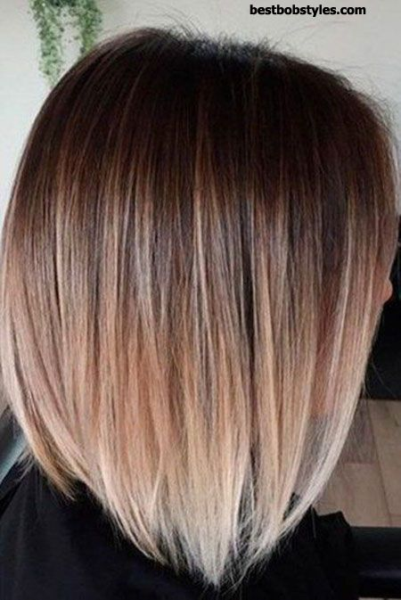 25 Best Short Hair Color Ideas - 15 #BestBob