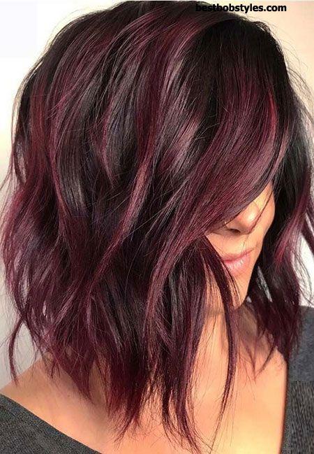 25 Best Short Hair Color Ideas - 16 #BestBob