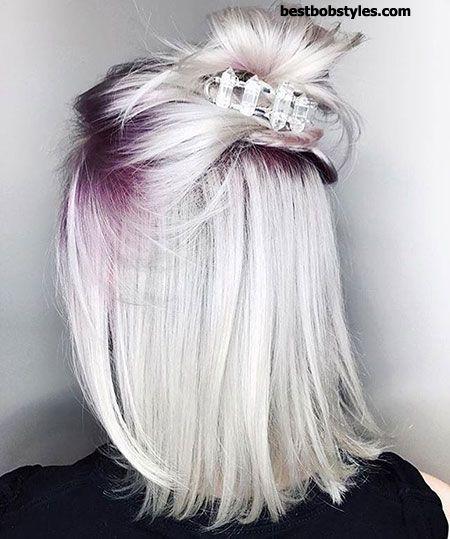 25 Best Short Hair Color Ideas - 2 #BestBob
