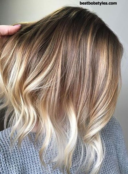 25 Best Short Hair Color Ideas - 20 #BestBob