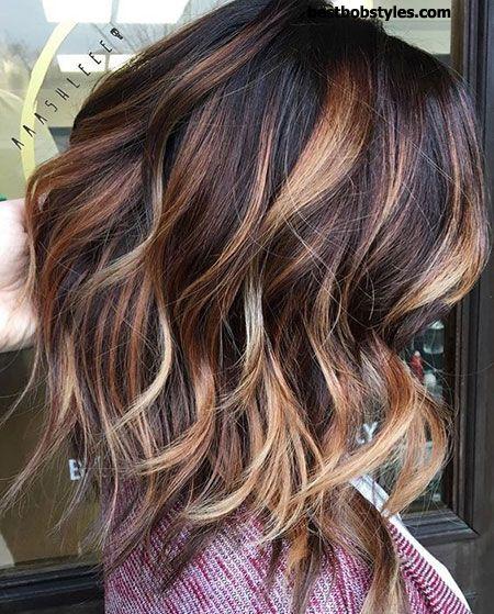 25 Best Short Hair Color Ideas - 7 #BestBob