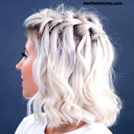 25 Prom Hairstyles for Short Hair - 19 #ShortBob