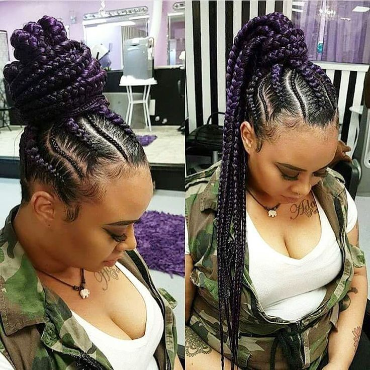882 Likes, 36 Comments - Loulou VEILLARD (@braids_by_twosisters) on Instagram: ...