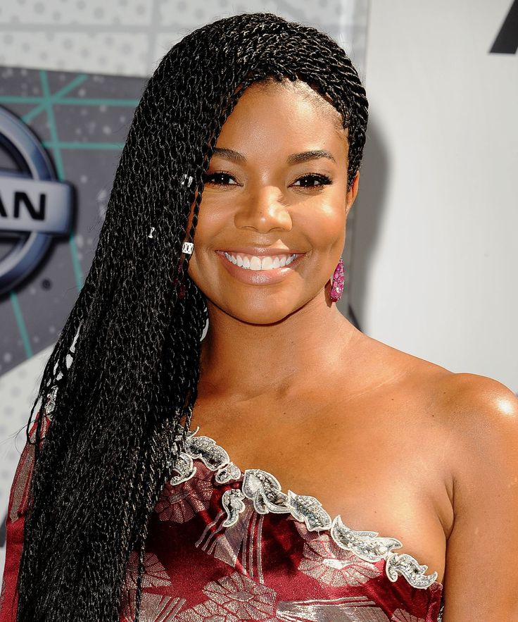Gabrielle Union Wants You To Have Hair As Amazing As Hers